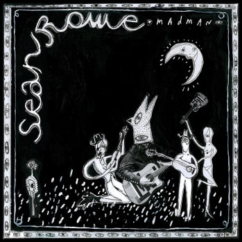 """Sean Rowe's New Album """"Madman"""" Out Now"""