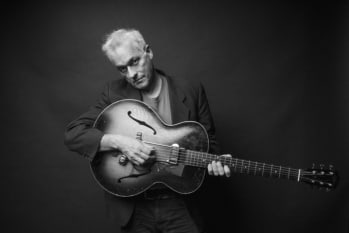 "Marc Ribot Reveals New Song ""The Militant Ecologist"""
