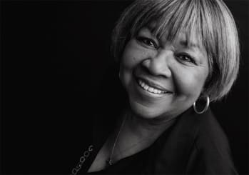 "Mavis Staples Shares New Song ""Anytime"""