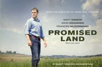 "THE MILK CARTON KIDS Featured in GUS VAN SANT'S ""PROMISED LAND"""