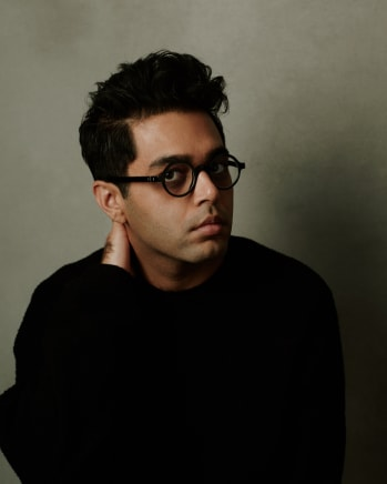 Rafiq Bhatia Announces New Solo Album 'Breaking English'