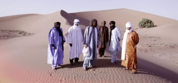 """Tinariwen Reveal New Animated Video For """"Nannuflay"""""""