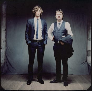 The Milk Carton Kids Grab Americana Nod
