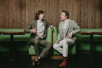 The Milk Carton Kids Announce First Full Band Tour