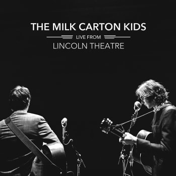 The Milk Carton Kids To Release Live Concert DVD April 29th
