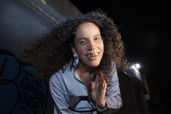 """Xenia Rubinos Shares Video For New Track """"Did My Best"""""""