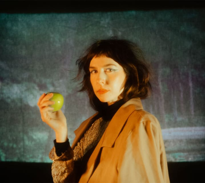 Kristine Leschper FKA Mothers Signs To ANTI- Records