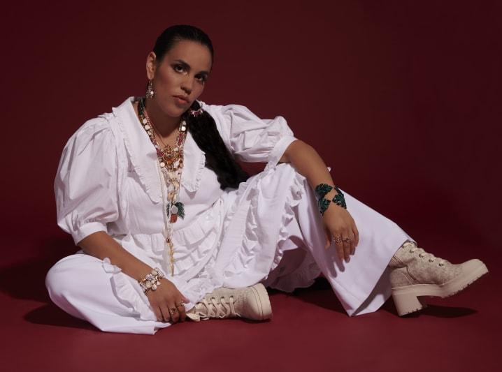 XENIA RUBINOS ANNOUNCES NEW ALBUM UNA ROSA