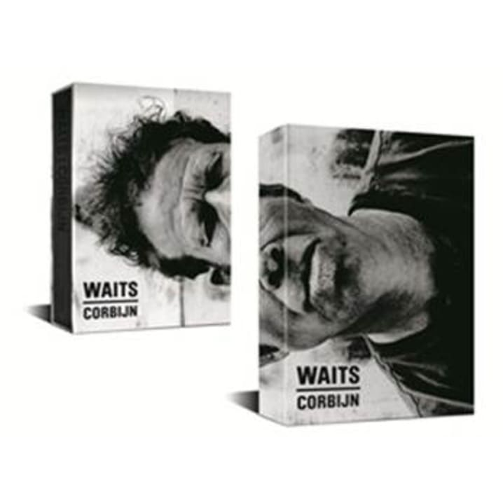 "Tom Waits and Anton Corbijn to Release a Collaborative Photographic Book ""Waits/Corbijn '77-'11"""