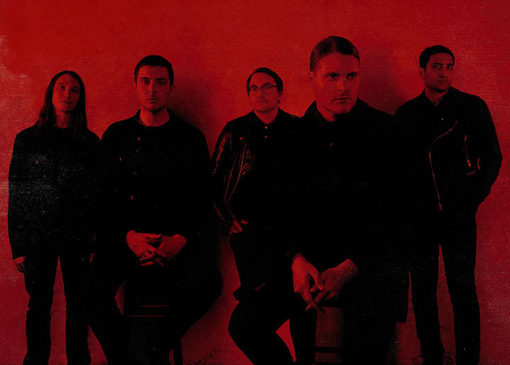 "Deafheaven Share ""Canary Yellow"""