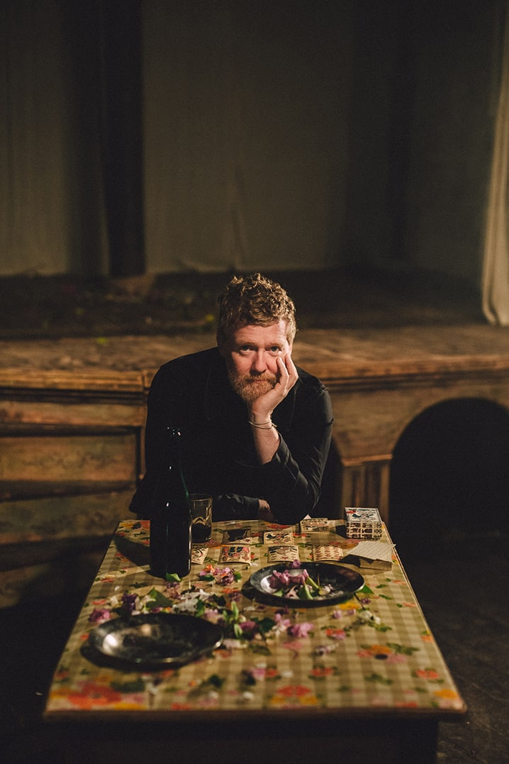 Glen Hansard's New Album Between Two Shores Available January 19, 2018