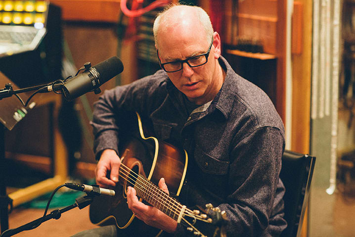 "Greg Graffin Steams Ahead With ""Lincoln's Funeral Train"""