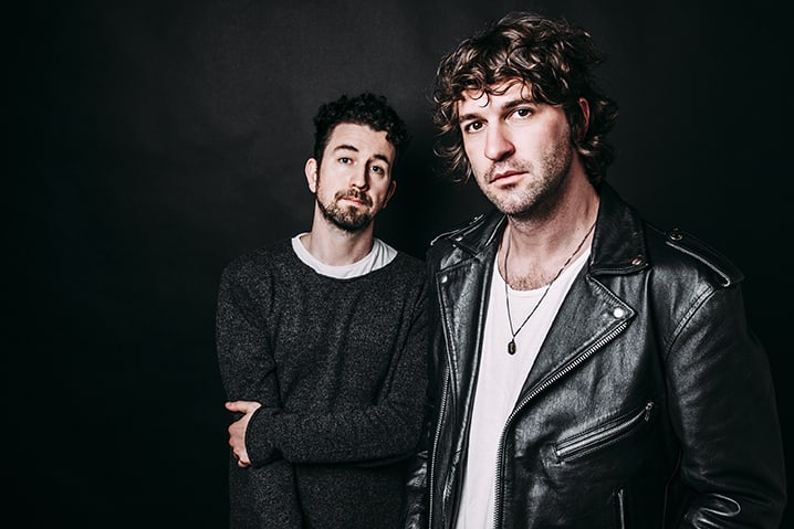 "Japandroids Release New Video For ""North East South West"""