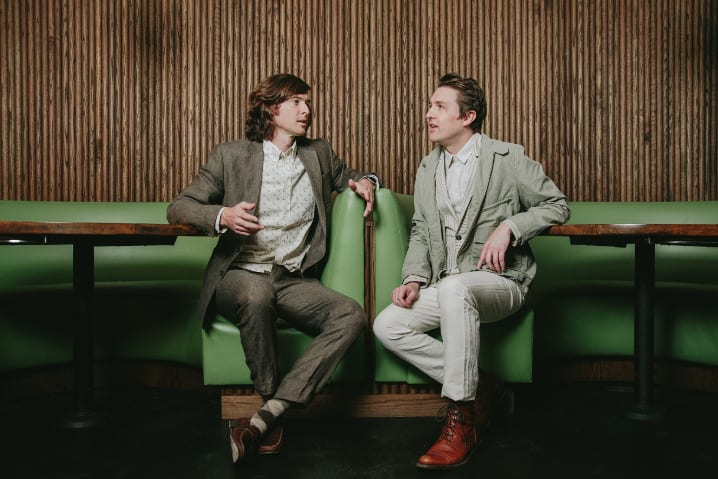 The Milk Carton Kids Premiere Album Via NPR First Listen