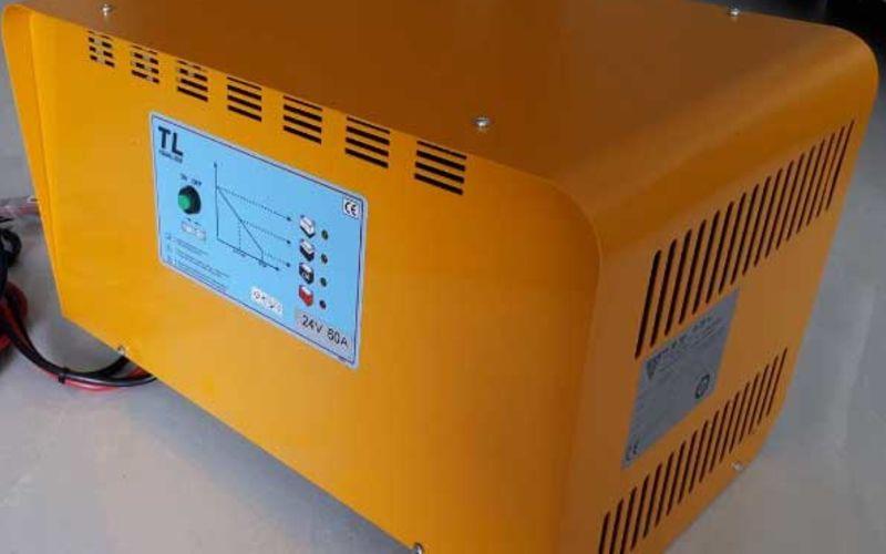 Jual Charger Battery Forklift 24 Volt 60 Ampere