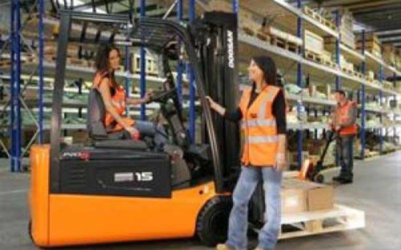 Doosan Forklift Murah