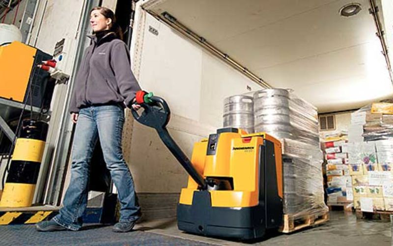 Jual Electric Pallet Mover Murah