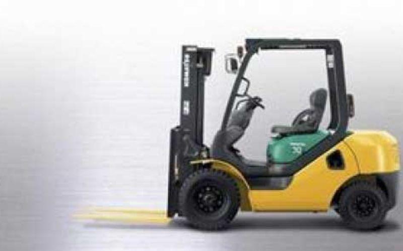 Forklift Bekas Komatsu Murah