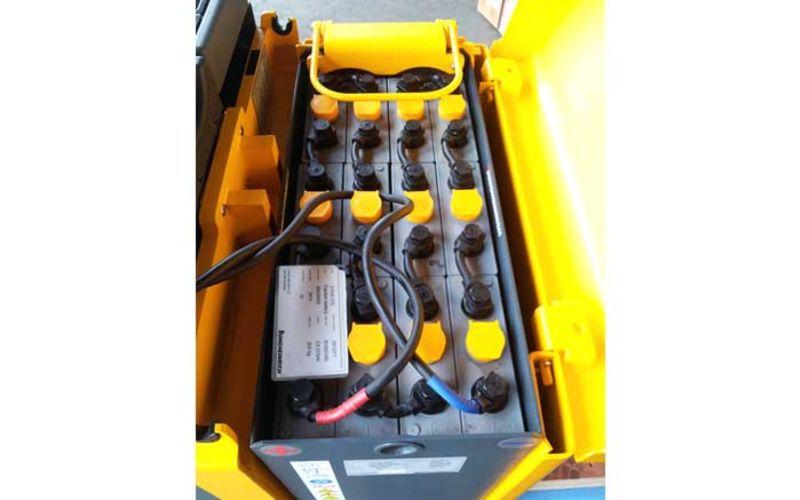 Jual Jungheinrich Pallet Mover Battery Murah