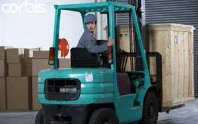 Mitsubishi Forklift Murah