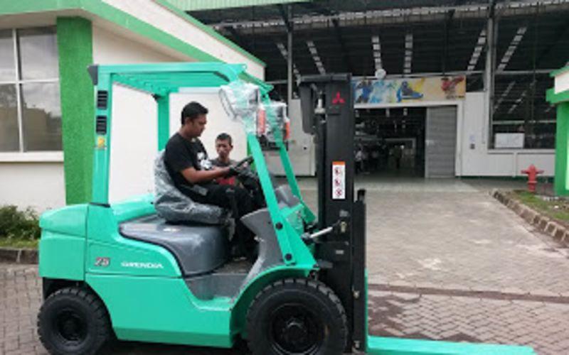 Rental Forklift untuk Wilayah Tangerang dan sekitarnya