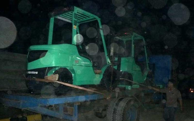 Jual Mitsubishi Forklift New Murah