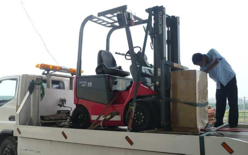 Jual Murah Nichiyu Forklift