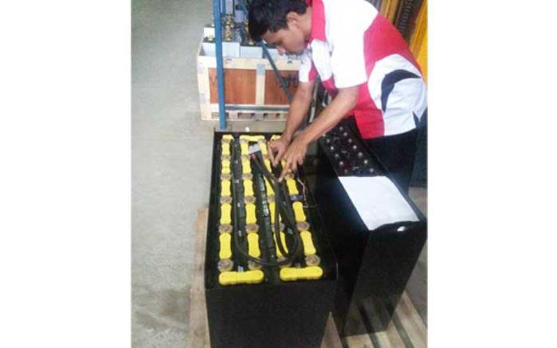 Jual Murah Yuasa GS Battery Forklift