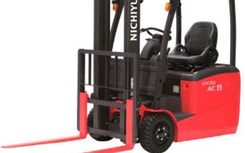 Nichiyu Forklift Baru Murah