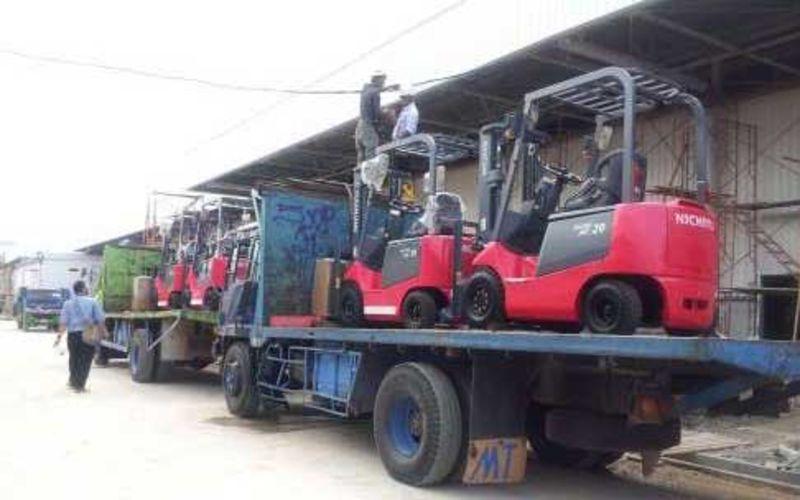 Nichiyu Forklift Murah