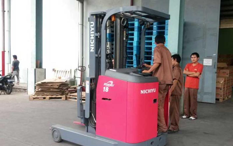 Jual Nichiyu Reach Truck Harga Murah