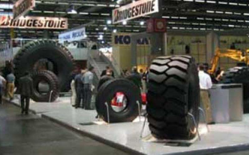 Tire Wheel Crane Murah