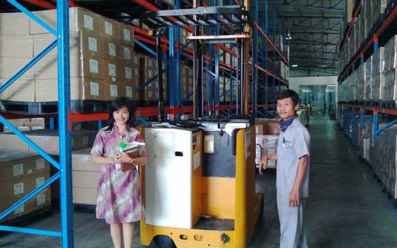 Jual Toyota Reach Truck Battery Murah