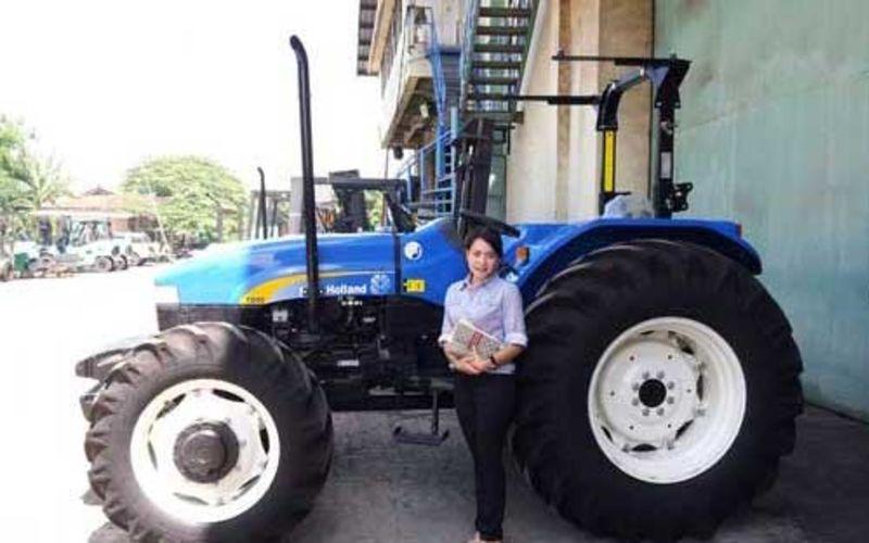 Traktor Murah