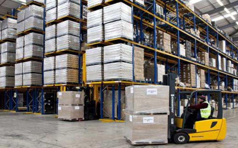 Jual Warehouse Equipment Murah