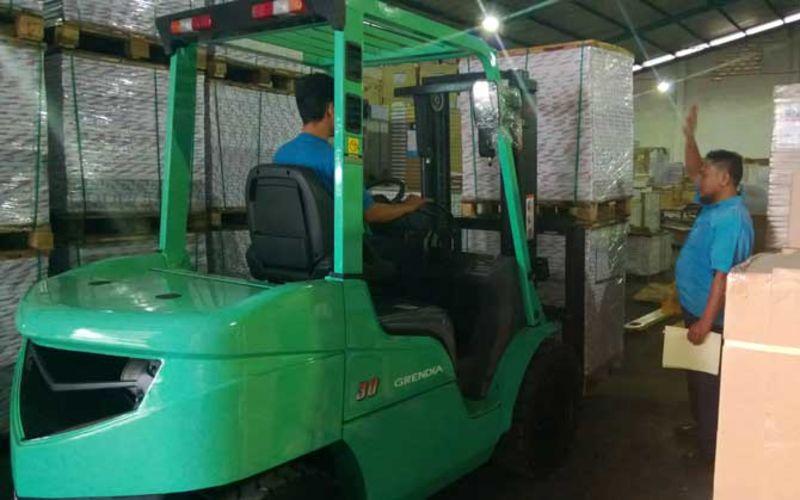 Jual Warehouse Forklift Murah