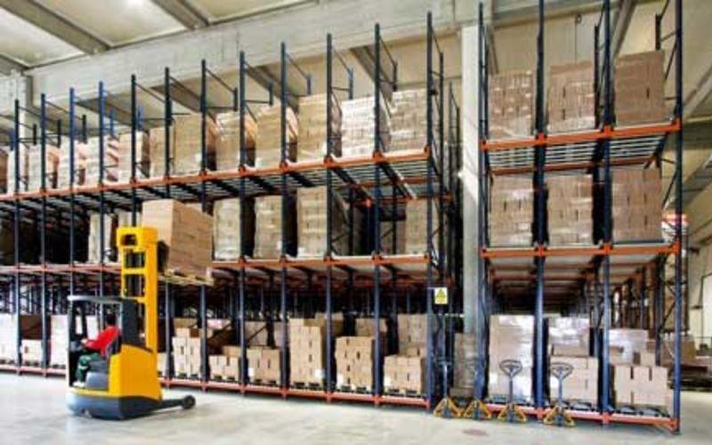 Jual Warehouse Reach Truck Murah