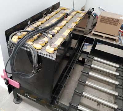 Jual Battery Forklift GS Yuasa
