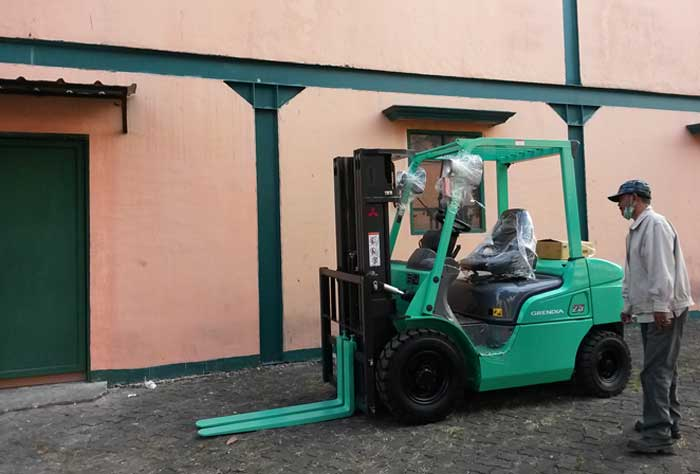 Rental Forklift Bulanan