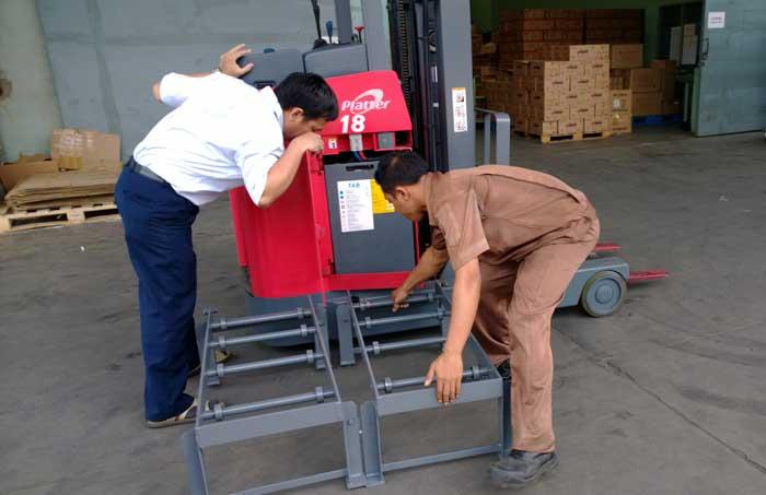 Jual Murah Nichiyu Battery Trolley