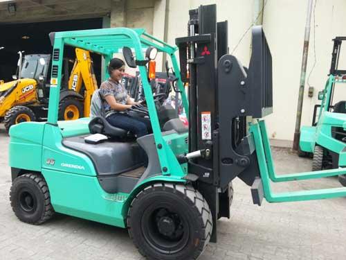 Jual Mitsubishi Forklift