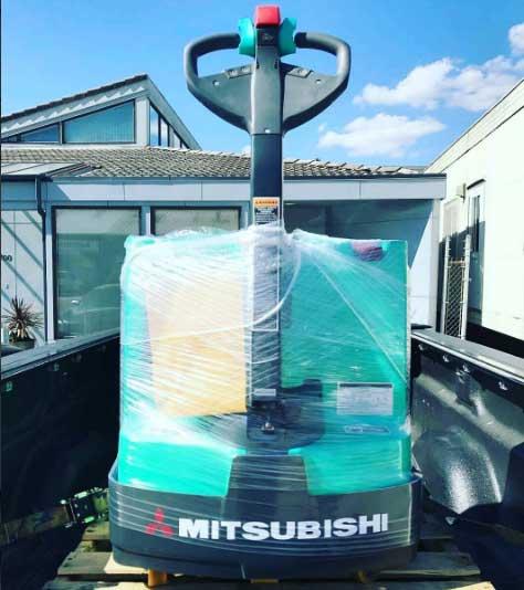 Jual Mitsubishi Pallet Mover 2017 Murah