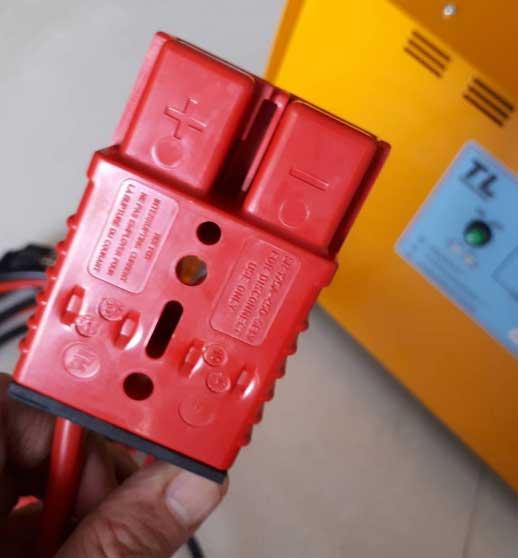 Jual Murah Socket Battery Forklift Anderson Red