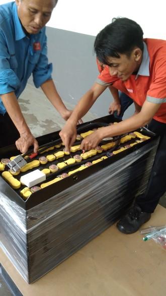 Yuasa Motive Power Battery