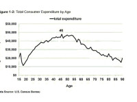 The Demographic Cliff and the Spending Wave
