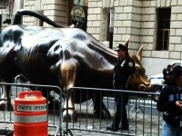 Wall Street Mixed as Benchmark Dow, S&P Lag NASDAQ