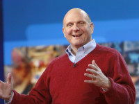 Steve Ballmer is Stepping Down from Microsoft