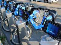 Citi Bike Helps NYC New Year's Eve Ball Drop Go Green
