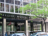 Pfizer (PFE) Declines on Depressed Earnings