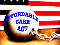 The ACA is a Ball-and-Chain on America's Middle Class
